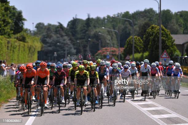 Riejanne Markus of The Netherlands and Team CCC - Liv / Jeanne Korevaar of The Netherlands and Team CCC - Liv / Alena Amialiusik of Belarus and...