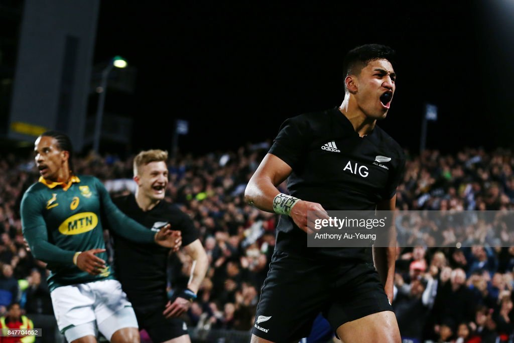 New Zealand v South Africa - The Rugby Championship