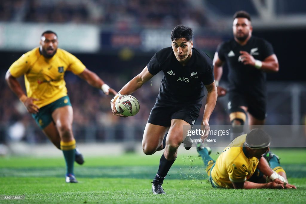 New Zealand v Australia - The Rugby Championship