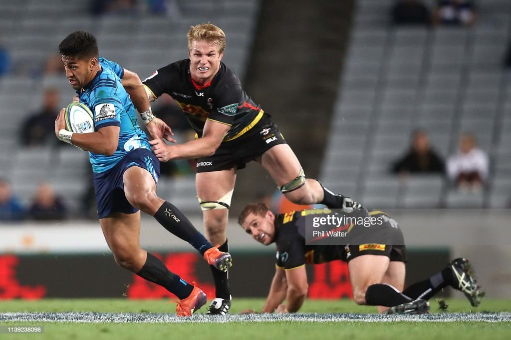 Super Rugby Rd 7 - Blues v Stormers : News Photo