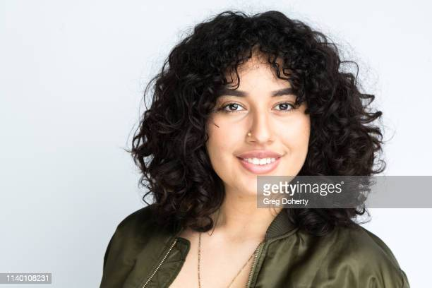 Rielle Escalera attends the Kids Against Animal Cruelty visit to TAP The Artists Project on April 28 2019 in Los Angeles California