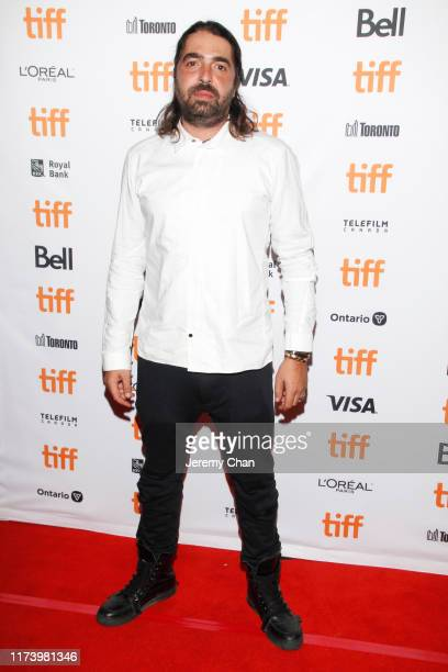 """Rif Dagher attends the """"The Elder One"""" photo call during the 2019 Toronto International Film Festival at Winter Garden Theatre on September 11, 2019..."""