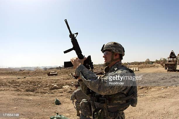 Rifle Soldier