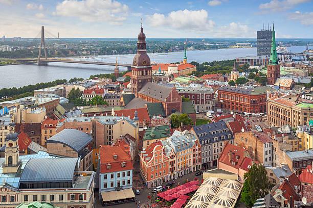 Riga, Latvia Riga, Latvia