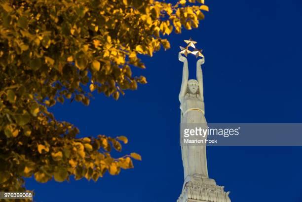 Riga Monument, Latvia
