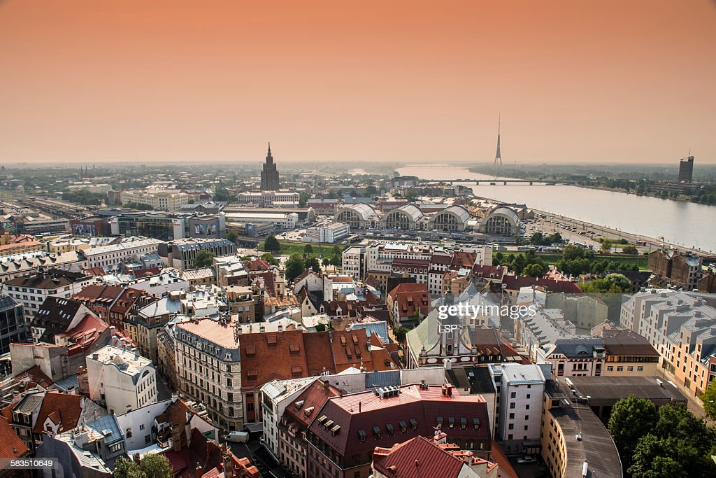 Riga : Stock Photo