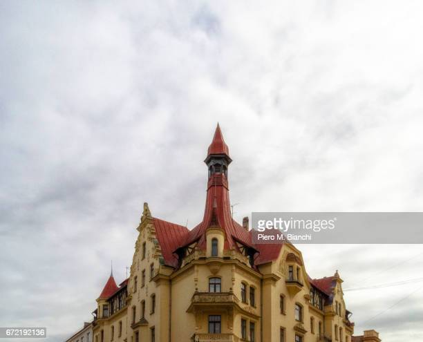 riga - cielo stock pictures, royalty-free photos & images