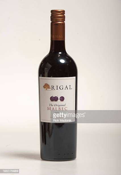 07/15/10 TORONTO ONTARIO Rigal Malbec Wine for Gord Stimmell