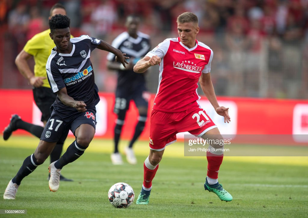 FC Union Berlin v FC Girondins Bordeaux - test match