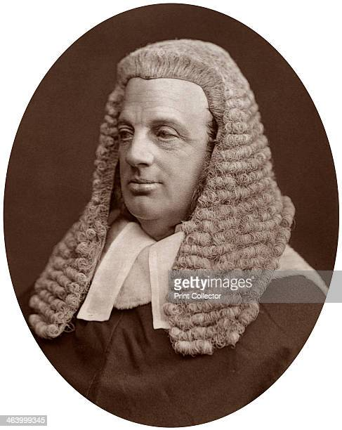 Right Hon Sir William Baliol Brett Judge of the Court of Appeal 1877 Brett went on to become Master of the Rolls in 1883 From Men of Mark a gallery...