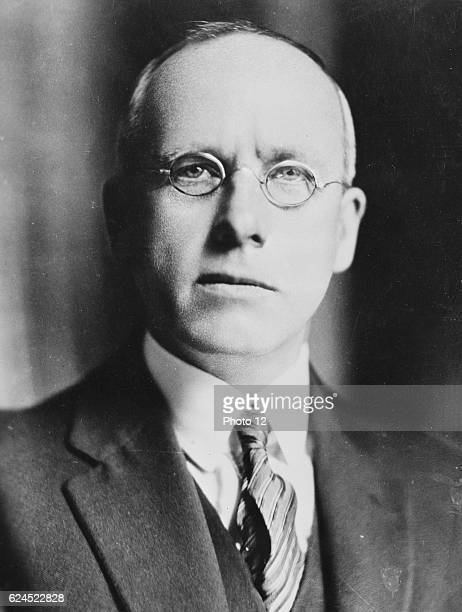 Right Honourable Peter Fraser, Prime Minister of New Zealand . Born in Scotland, unable to find work in Britain, he emigrated to New Zealand aged 26.