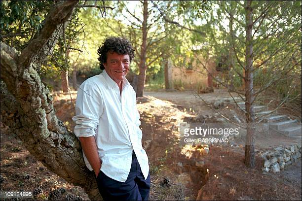 Right Wing French Party Udf Summer Gathering On January 9Th 2001 In Ramatuelle France JeanLouis Borloo