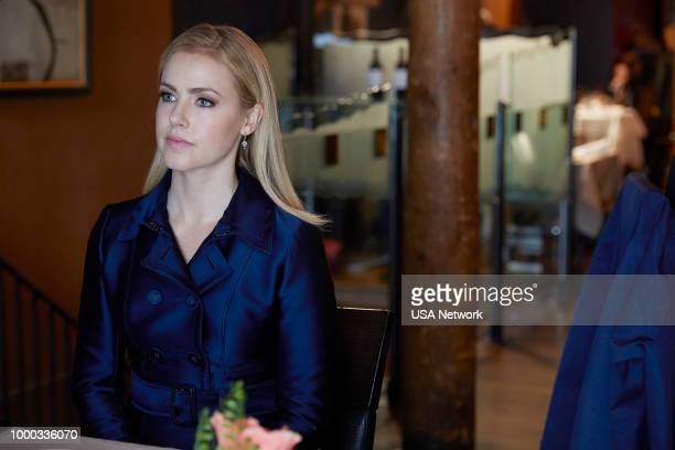 SUITS 'RightHand Man' Episode 801 Pictured Amanda Schull as Katrina Bennett