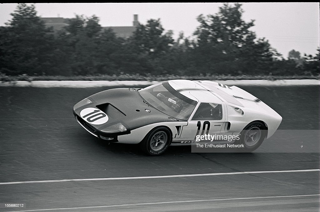1966 - Ford GT40 : News Photo