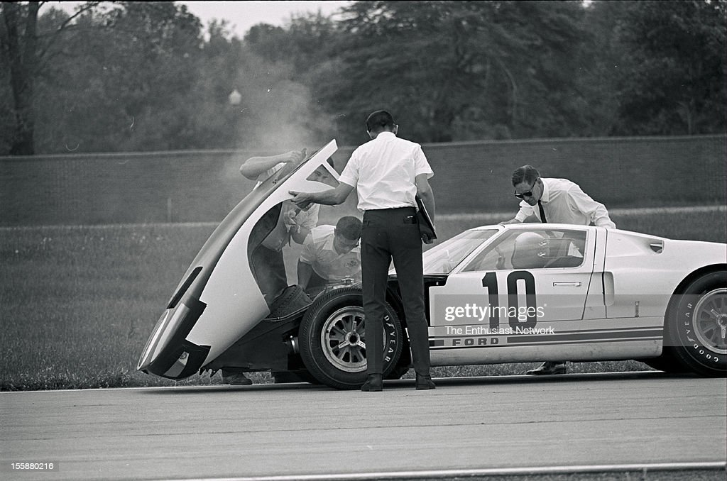 Ford GT40 - 1966 : News Photo