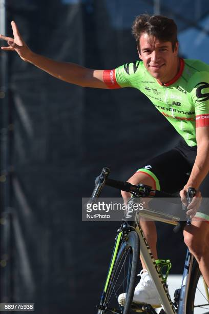 Rigoberto URAN from Canondale Drapac Team during the 5th edition of TDF Saitama Criterium 2017 Media Day On Friday 3 November 2017 in Saitama Japan