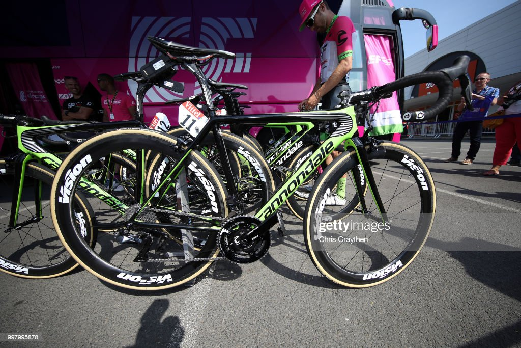 Cycling: 105th Tour de France 2018 / Stage 7 : ニュース写真