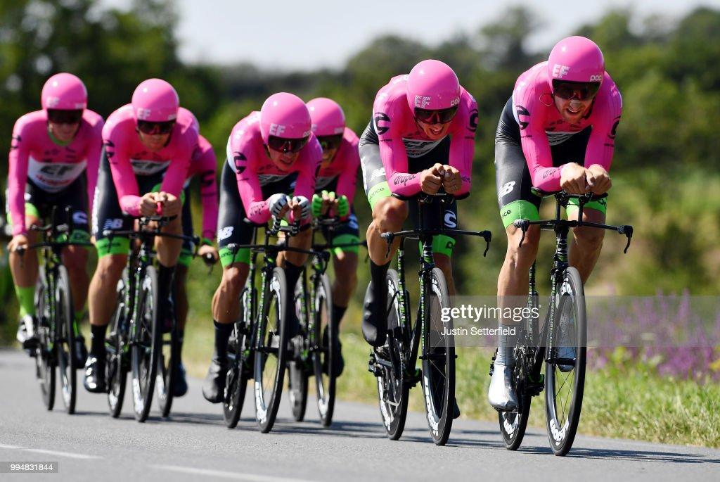 Cycling: 105th Tour de France 2018 / Stage 3 : ニュース写真