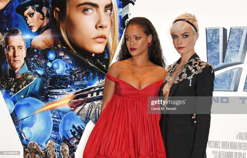 """""""Valerian And The City Of A Thousand Planets"""" - European Premiere - VIP Arrivals : News Photo"""