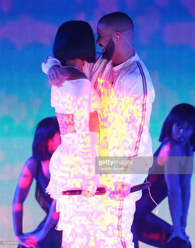 Is Drake dating Rihanna 2016