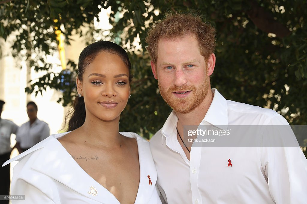 Prince Harry Visits The Caribbean - Day 11 : News Photo