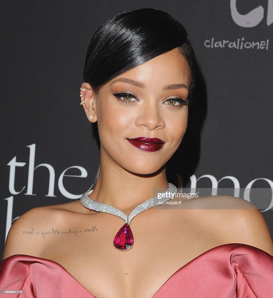 Rihanna's First Annual Diamond Ball - Arrivals : News Photo