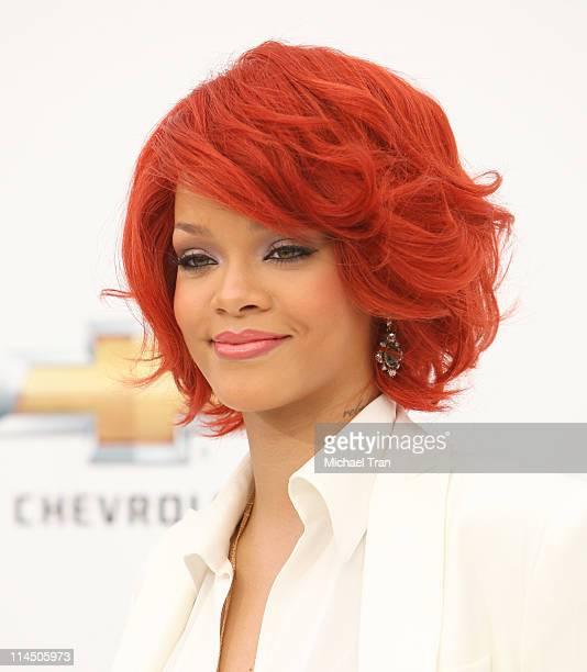 Rihanna arrives at the 2011 Billboard Music Awards held at MGM Grand Garden Arena on May 22, 2011 in Las Vegas, Nevada.