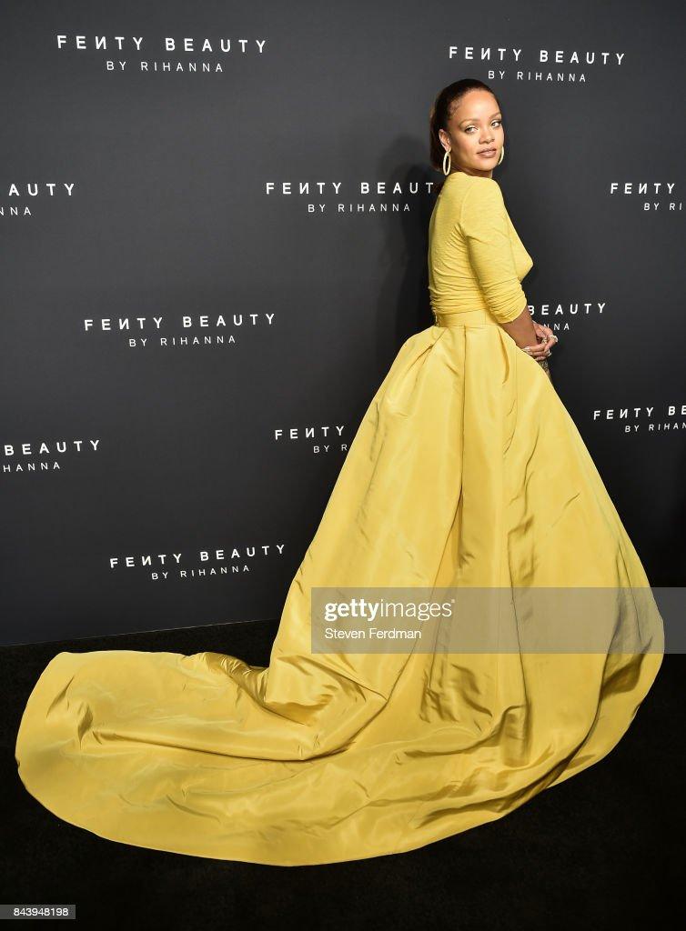 Fenty Beauty by Rihanna Launch : ニュース写真