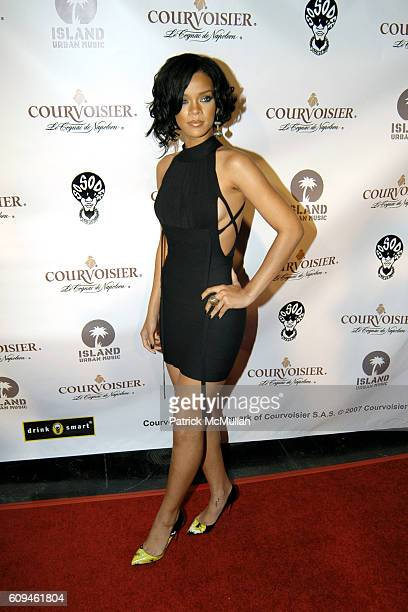 Rihanna attends Jermaine Dupri's BET After Party Sponsored by Courvoisier at The Highlands on June 26 2007 in Hollywood CA