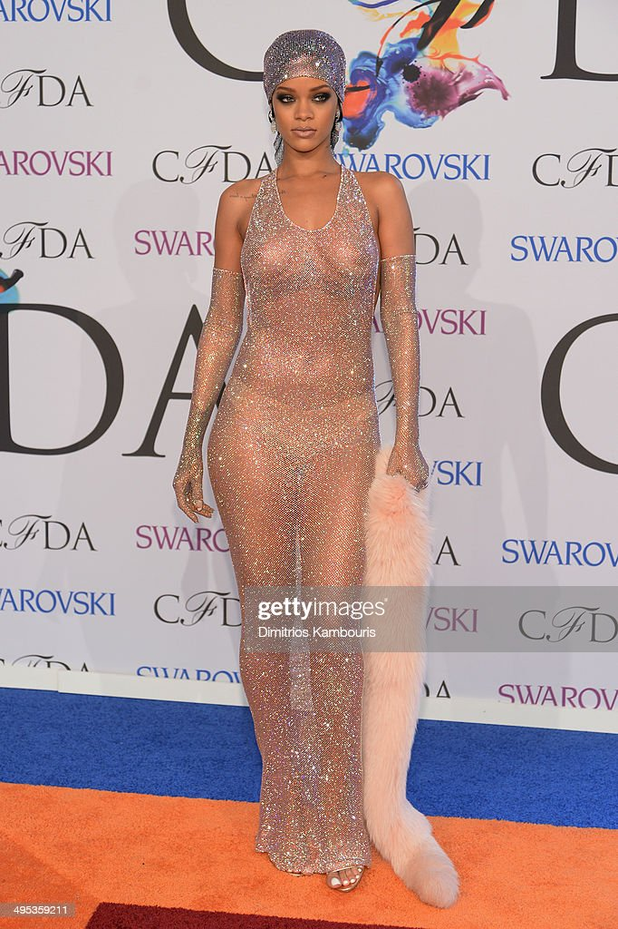2014 CFDA Fashion Awards - Arrivals : Foto di attualità
