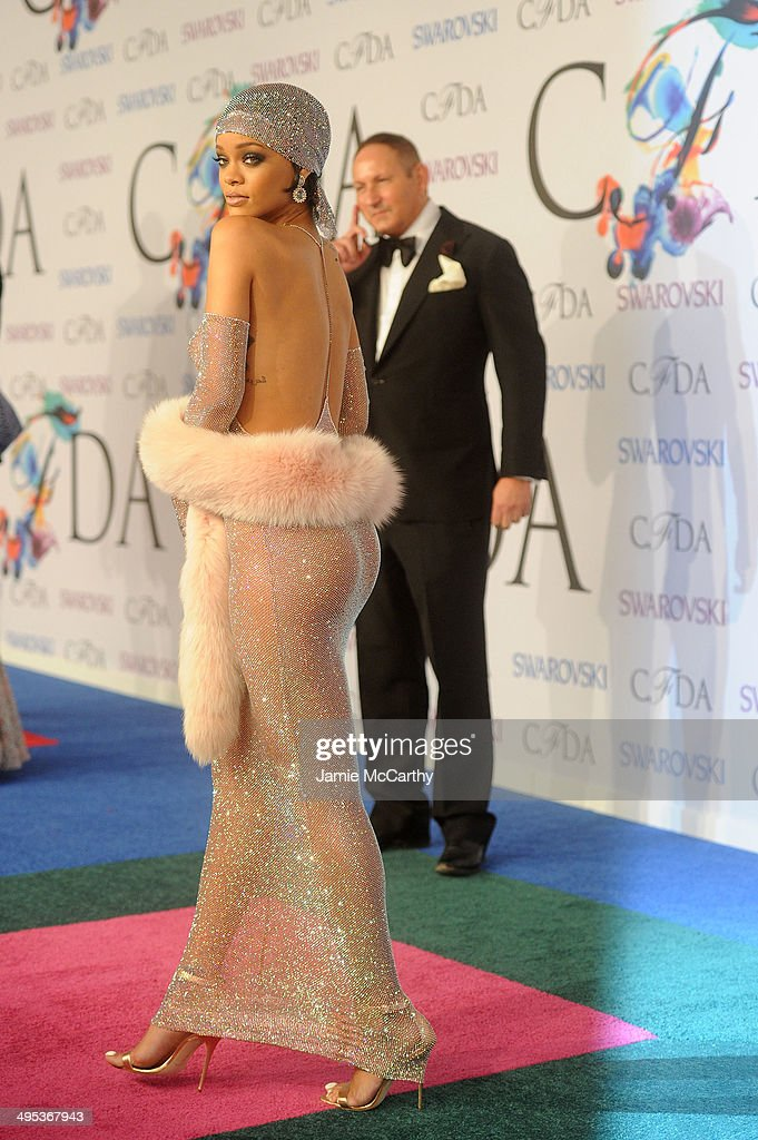 2014 CFDA Fashion Awards - Arrivals : Nachrichtenfoto
