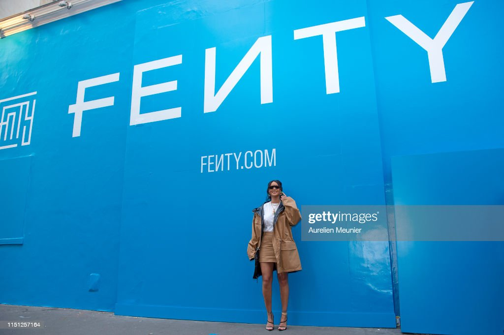 Fenty Exclusive Preview : News Photo