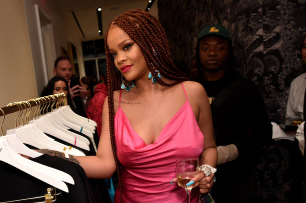NY: Fenty X The Webster Cocktail Event