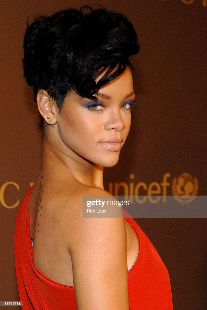 Gucci Launches Tattoo Heart Collection With Rihanna To Benefit UNICEF