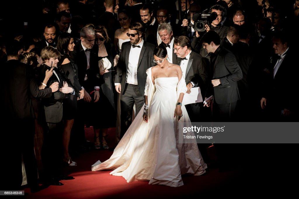 Alternative View - The 70th Annual Cannes Film Festival : News Photo