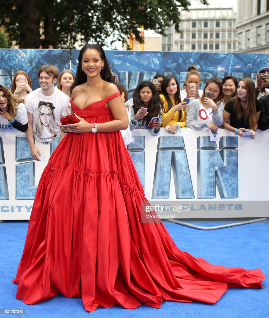 """Valerian And The City Of A Thousand Planets"" European Premiere - Red Carpet Arrivals : News Photo"