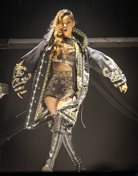 CAN: Rihanna Concert In Toronto