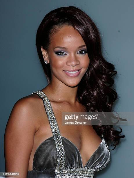 Rihanna during Beyonce's Birthday and Record Release Party for Her New Album 'BDay' Arrivals at 40/40 Club in New York City New York United States