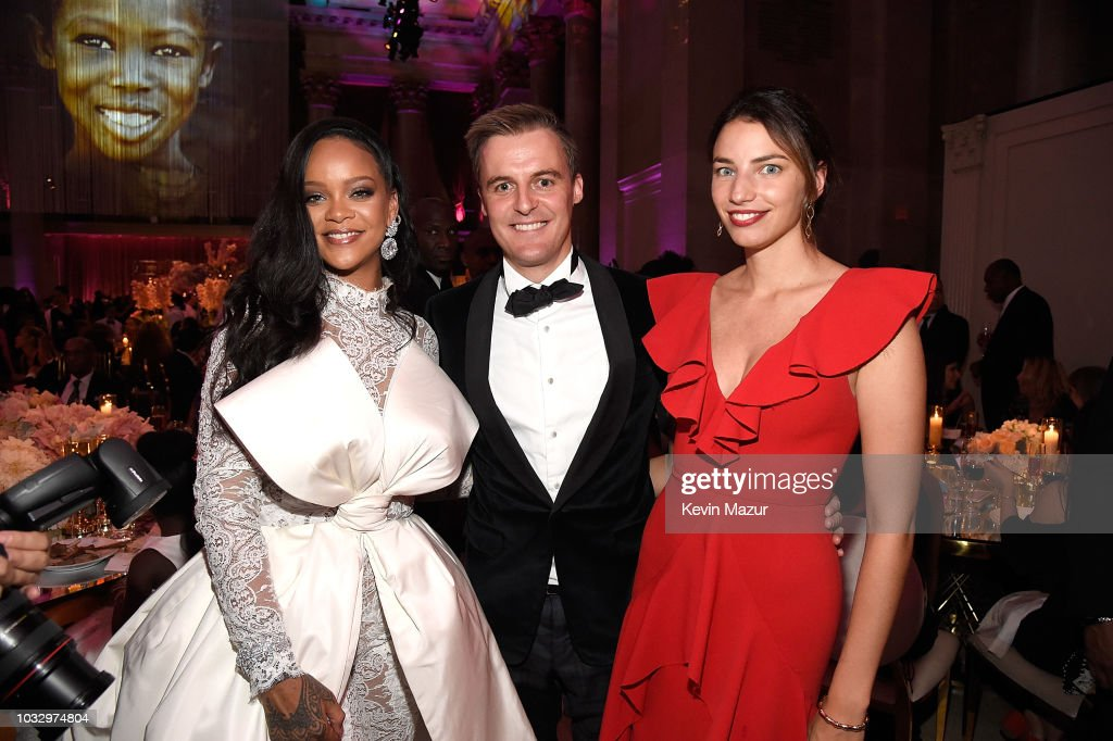 e1581a290593 Rihanna s 4th Annual Diamond Ball Benefitting The Clara Lionel Foundation -  Inside   News Photo