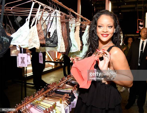 Rihanna launches global lingerie brand Savage X Fenty at Villain on May 10 2018 in New York City
