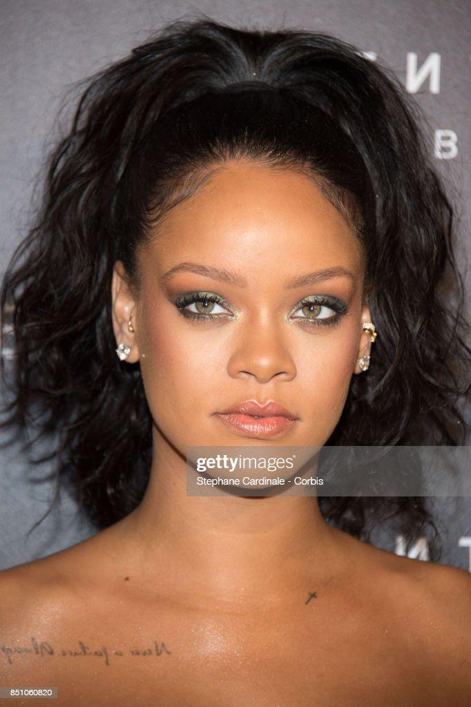Sephora Hosts Fenty Beauty By Rihanna Launches in Paris : News Photo