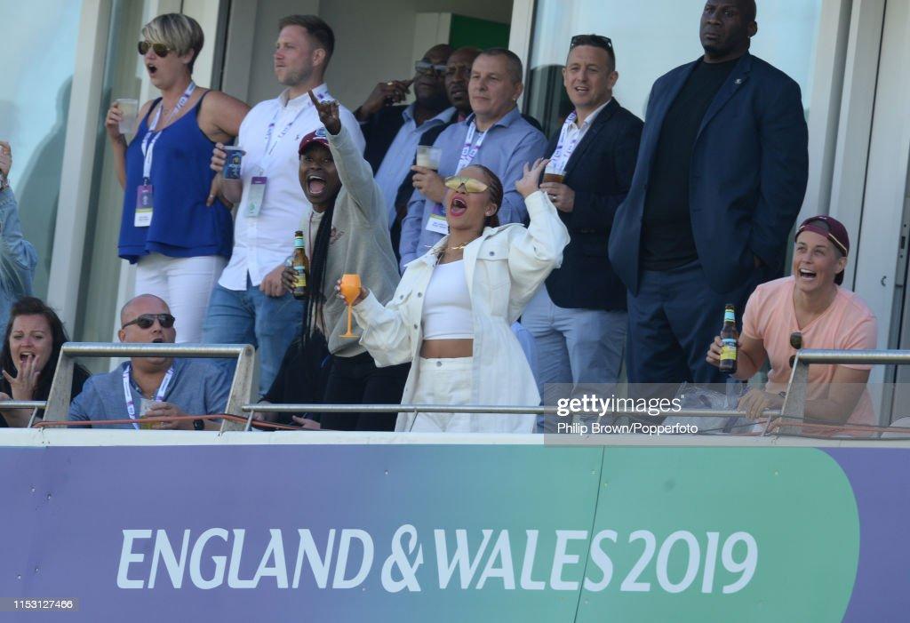 Sri Lanka v West Indies - ICC Cricket World Cup 2019 : News Photo