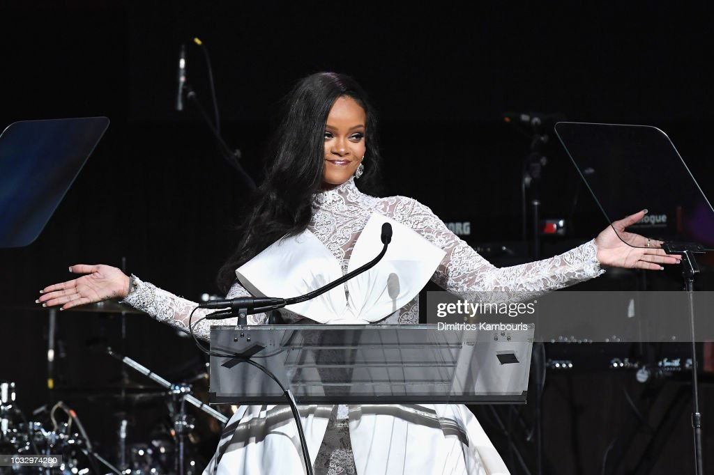 Rihanna's 4th Annual Diamond Ball Benefitting The Clara Lionel Foundation - Inside