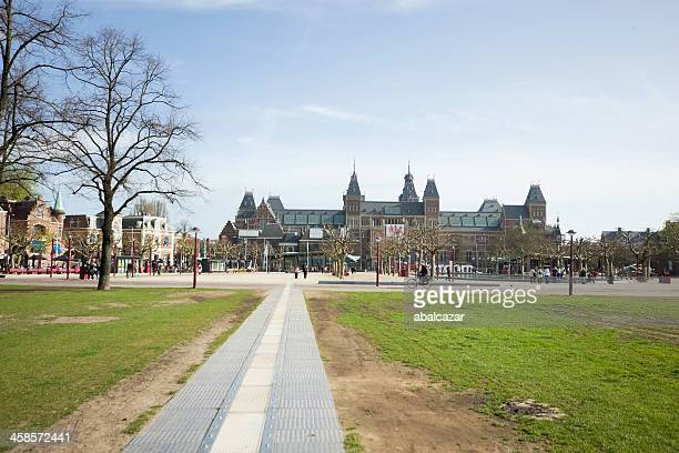 rijksmuseum - day of the week stock pictures, royalty-free photos & images