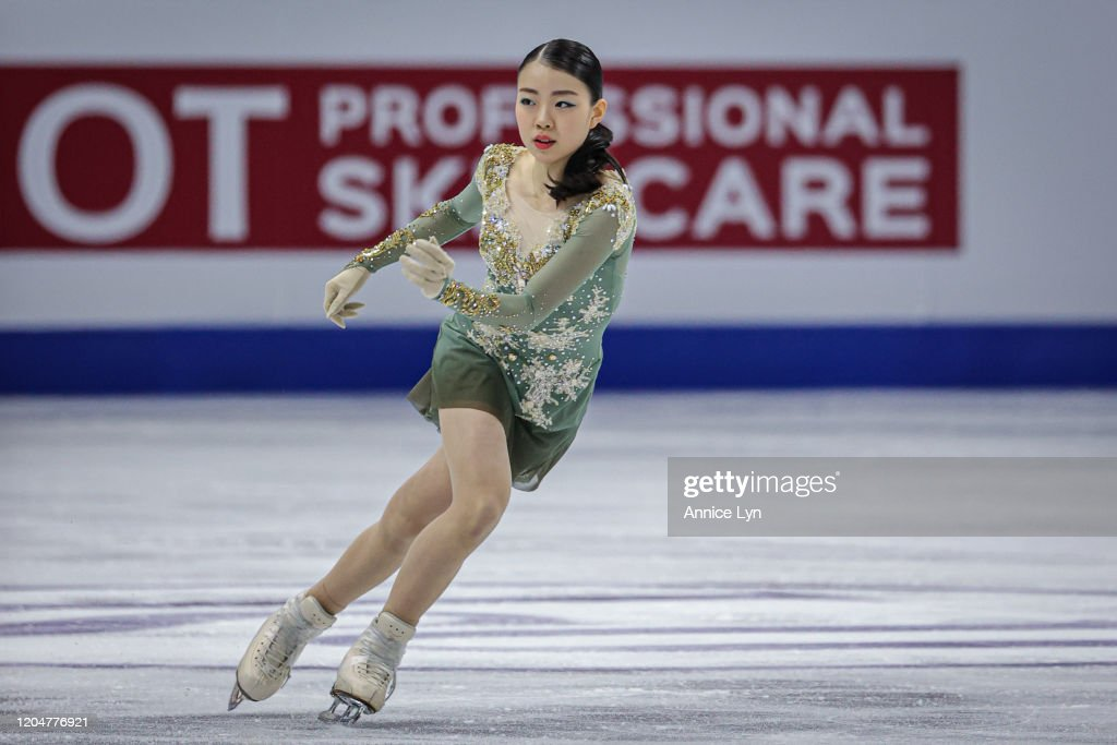 ISU Four Continents Figure Skating Championships - Seoul : News Photo