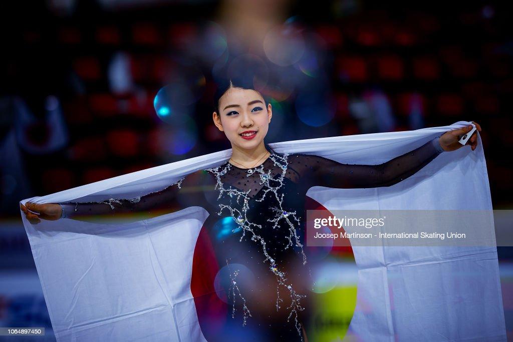ISU Grand Prix of Figure Skating Internationaux de France : ニュース写真