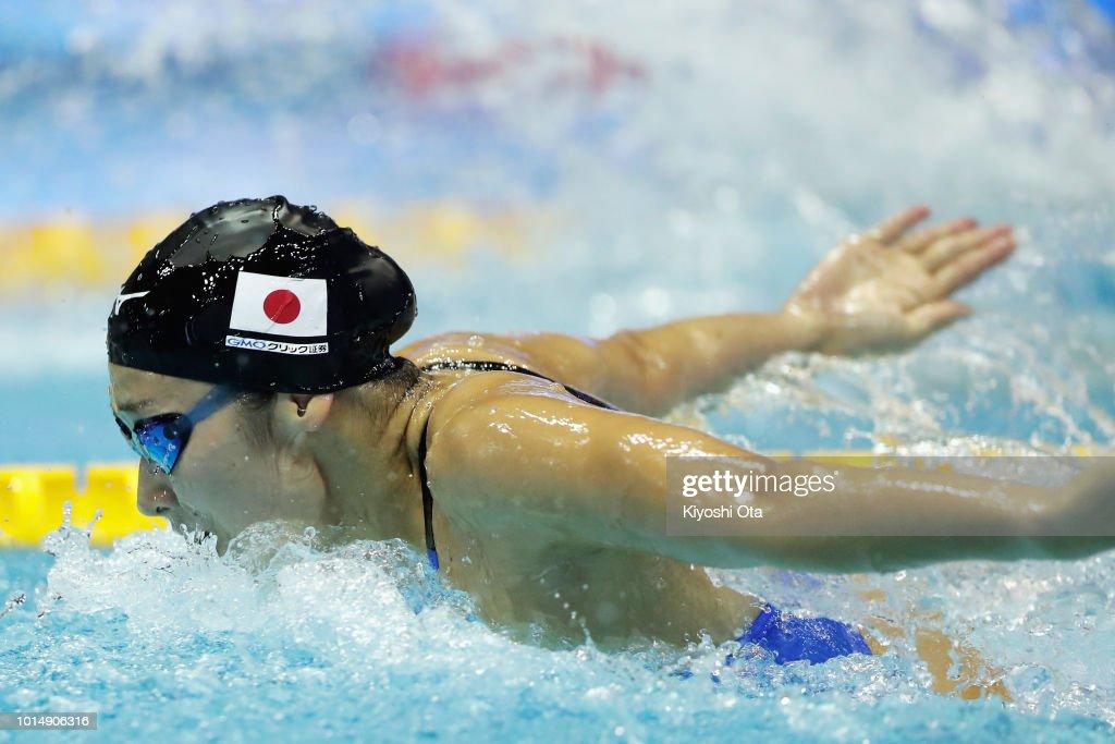 Pan Pacific Swimming Championships - Day 3 : ニュース写真