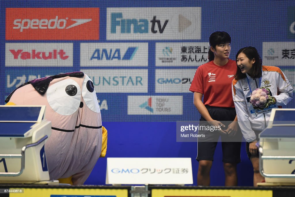 FINA Swimming World Cup Tokyo - Day 2