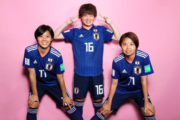 FRA: Japan Portraits - FIFA Women's World Cup France 2019