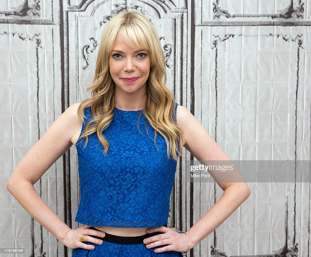 Riki Lindhome attends the AOL Build Speaker Series at AOL